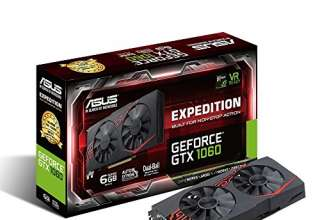 ASUS NVIDIA GeForce GTX 1060 6 Gb EXPedition scheda grafica