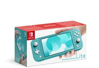 Nintendo Switch Lite, Turchese