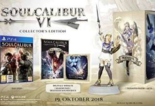 Soulcalibur VI - Collector's Edition - PlayStation 4