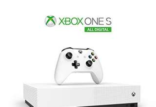 Xbox One S 1 TB - All Digital Edition Console +1 Mese Xbox Live Gold + 3 Digital Games inclusi (Forza Horizon 3, Minecraft, Sea of Thieves)