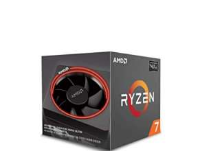 AMD Ryzen TM 7 2700 MAX, AM4, Zen +, 8 core, 16 thread, 3,2 GHz, Turbo da 4,1 GHz, 20 MB di cache, 65 W, CPU, Box + Wraith MAX Cooler