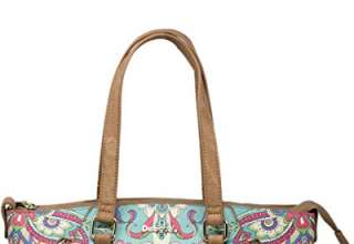 Desigual Woman Bag Model Grand Valkiria Piadena Coral