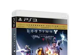 Destiny: The Taken King - Legendary Edition (PS3) [Edizione: Regno Unito]
