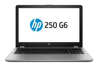 "HP 250 G6 Notebook, Intel Core i7-7500U, 8 GB di RAM, SSD da 256 GB, Display 15.6"" Antiriflesso FHD 1920 x 1080, Argento"