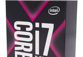 Intel Core i7-9800X processore 3,8 GHz Scatola 16,5 MB Cache intelligente