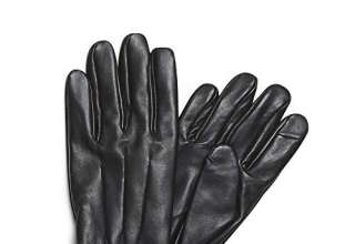 JACK & JONES Jacmontana Leather Gloves Sts Guanti Uomo