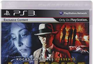 Jack of All Games L.A. Noire, PS3