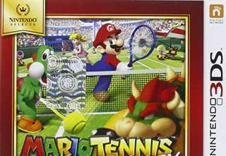 Mario Tennis Open - Nintendo Selects - Nintendo 3DS