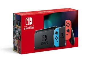 Nintendo Switch - Blu/Rosso Neon - Switch