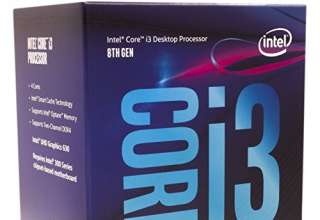 Processore Intel ° gen Core Intel Core i3-8300