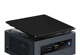 Scan Office NUC, Intel Core i7 8559U, 16 GB DDR4, Intel Iris Plus Graphics 655, 500 GB SSD, Win 10 Pro