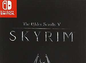 The Elder Scrolls V: Skyrim - Nintendo Switch