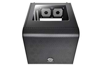 Thermaltake Core V1 Case PC Mini-ATX, 31,6 x 27,6 x 26 cm, Nero
