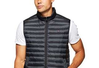 Tommy Hilfiger Core LW Packable Down Vest Gilet da Esterno Uomo