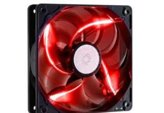Cooler Master SickleFlow 120 Red Ventola per Case '2000 RPM, 120mm, LED Rossi' R4-L2R-20AR-R1