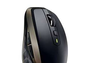 Mouse Wireless Bluetooth Logitech MX Anywhere 2 AMZ per Windows e Mac, Nero