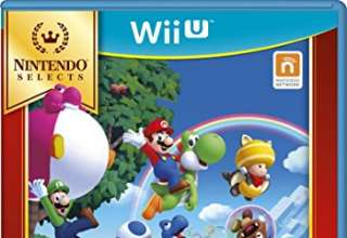 New Super Mario Bros. U Plus New Super Luigi U Select (Nintendo Wii U) - [Edizione: Regno Unito]