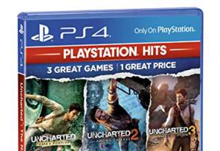 Uncharted Collection PlayStation Hits - PlayStation 4 [Edizione: Regno Unito]